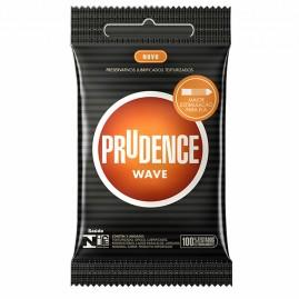 Preservativo Prudence Wave Texturizada