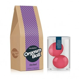 Orgasm Ball - Excited