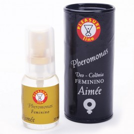 Aim�e Deo Col�nia Feminina Pheromonas